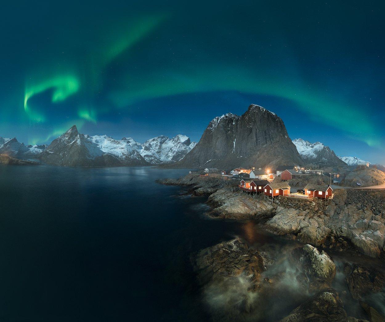 Island Norway Dariusz Bruhnke