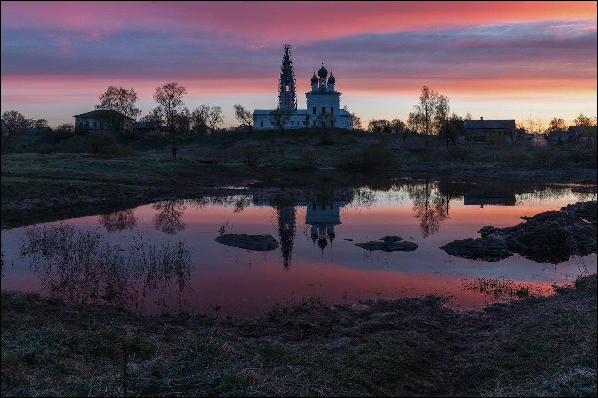 Россия, Ярославская обл, Осенево, Александр Марецкий