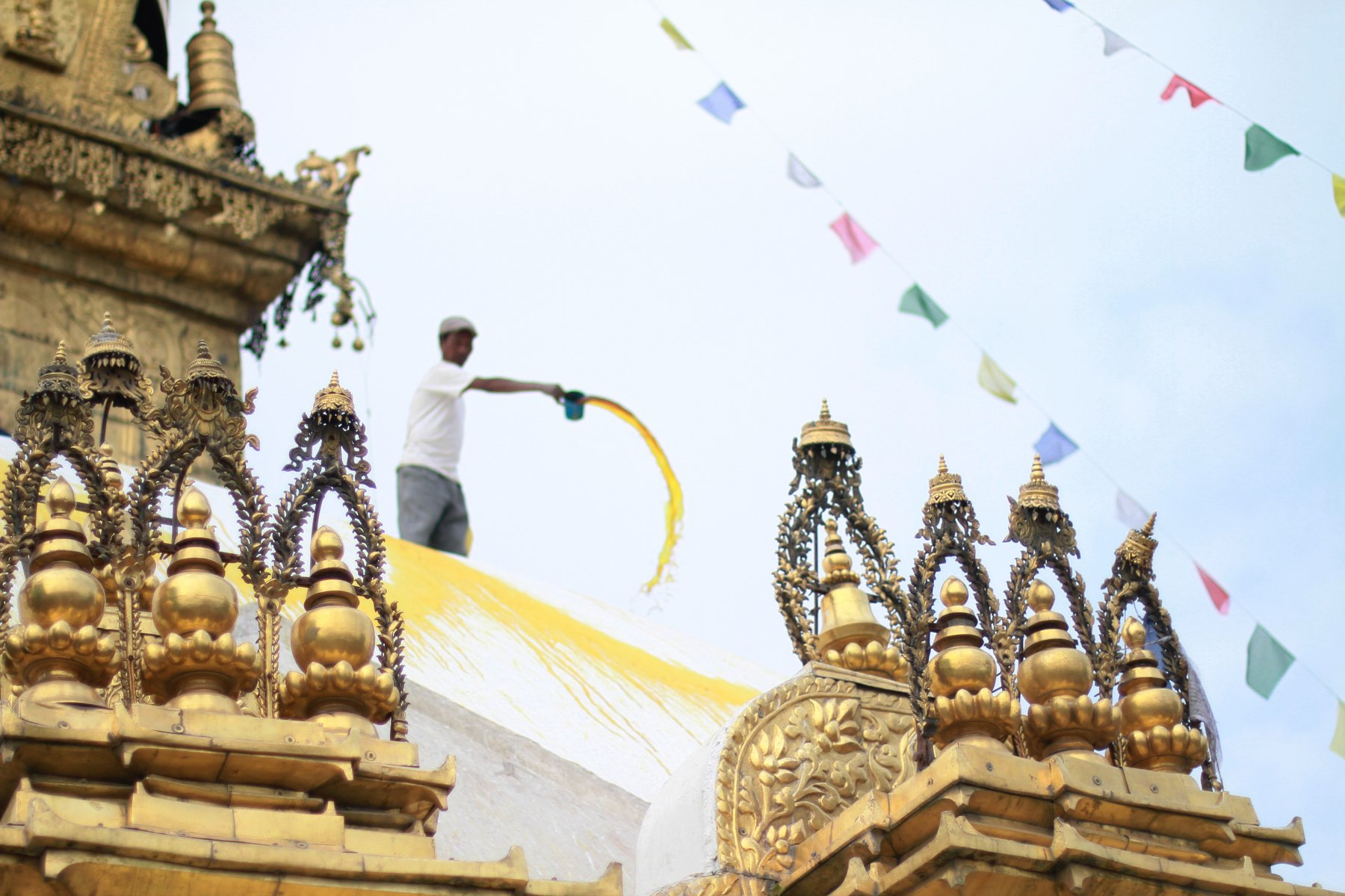 Катманду, Непал, Ekaterina Velichko