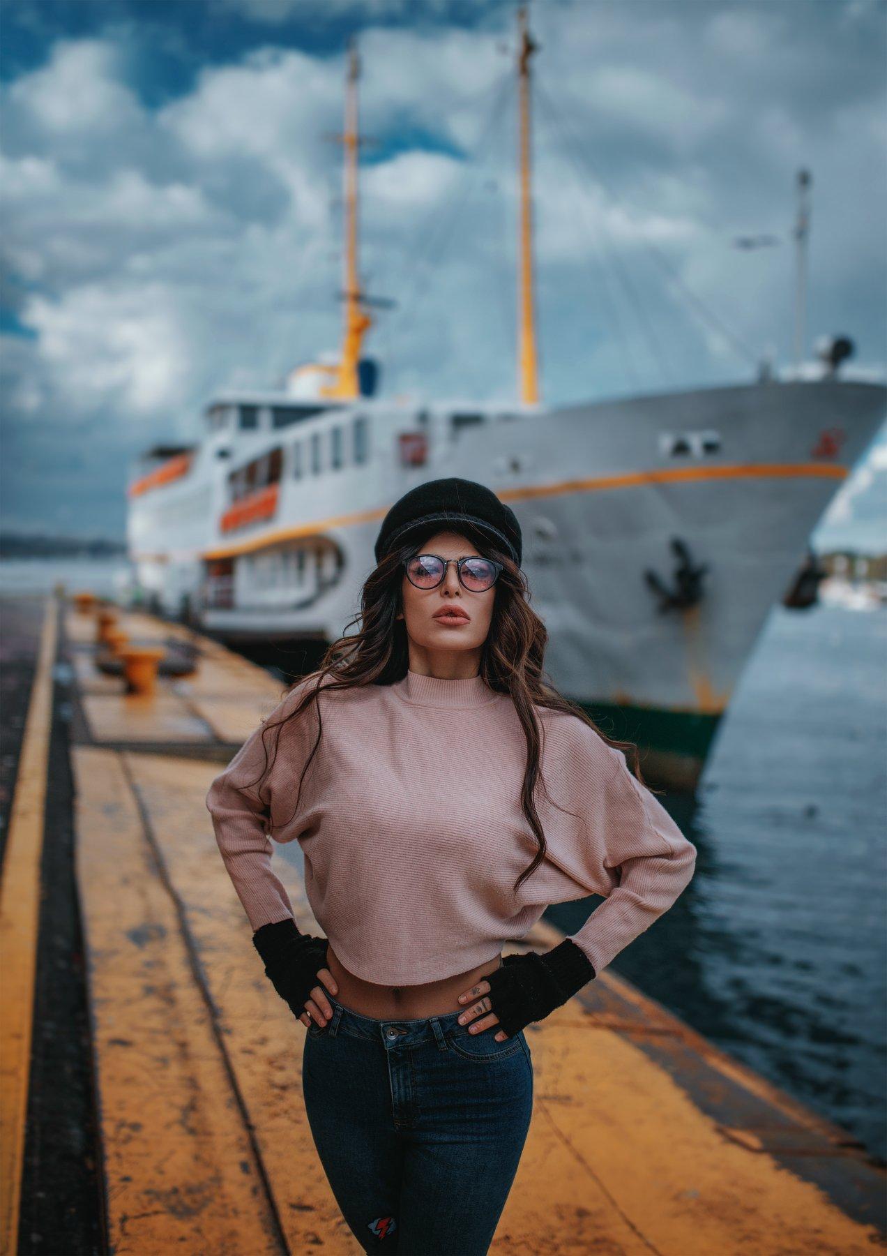 #portrait #beautiful #model #russia #moscow # #canon #sigma #natural #light #портретарт #модель #portrait #art, Hakan Erenler
