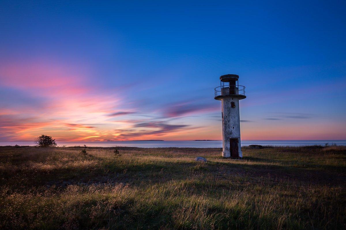 estonia; jõelähtme; neeme lighthouse; neeme; long exposure; sunset; colors; sky, Imre Aunapuu