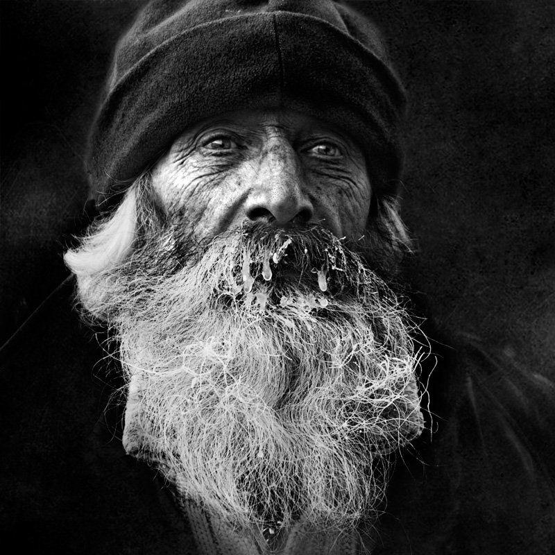 портрет, улица, город, люди, street photography, санкт-петербург, художник, январь, Юрий Калинин