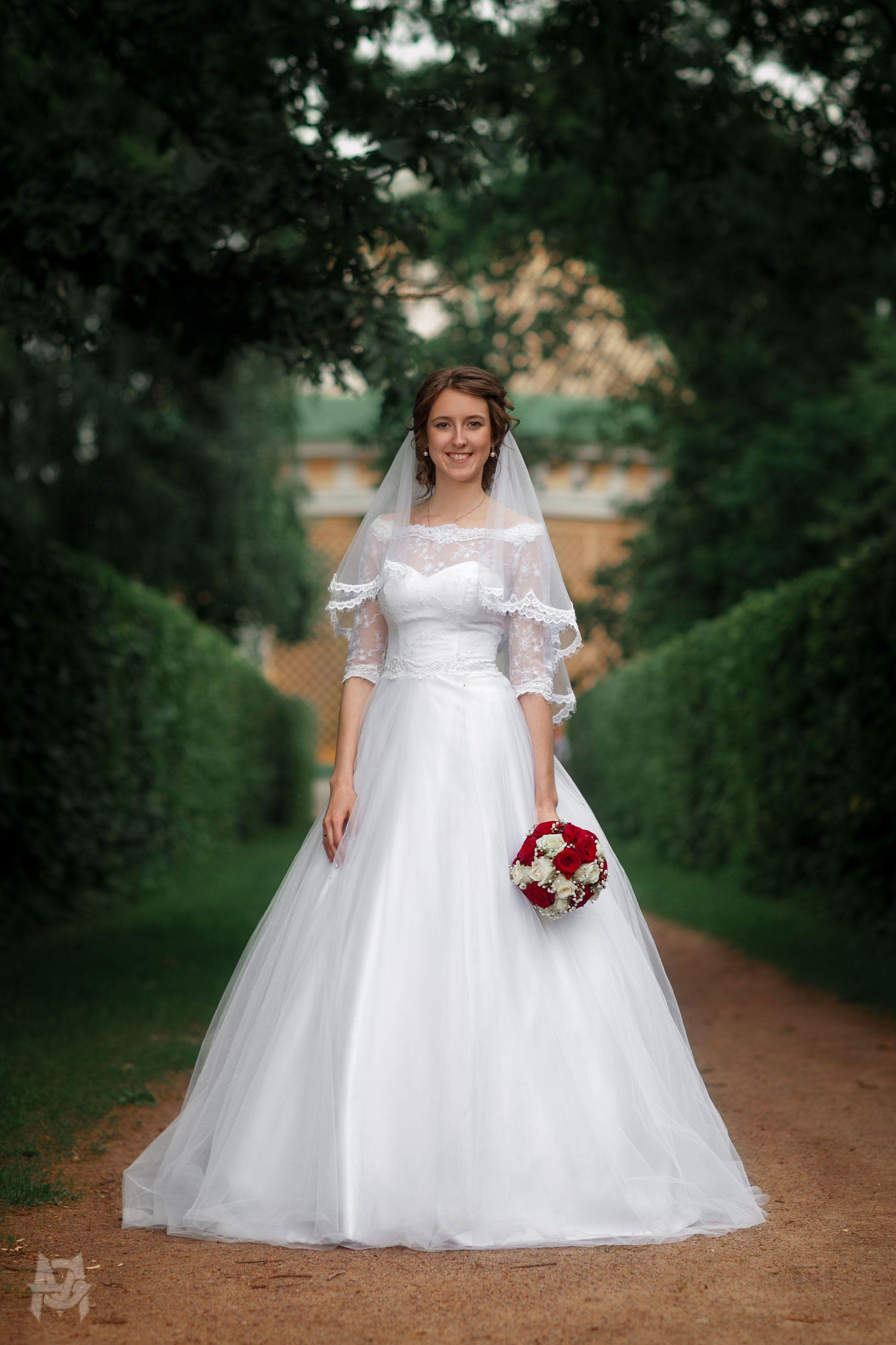 свадьба, невеста, свадебное платье, Герасимов Михаил
