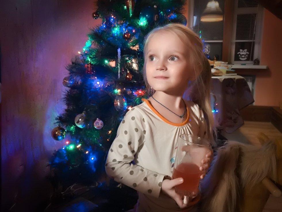 Детство, ребёнок, елка, праздник, Новый год, подарки, child, childhood, Сергей Гойшик