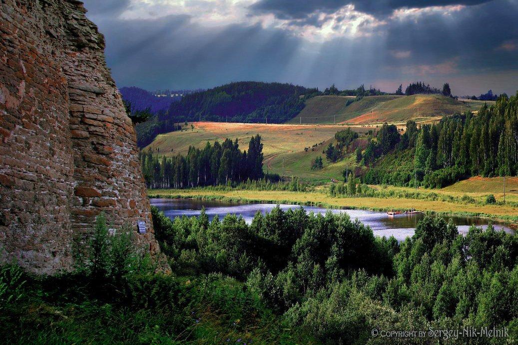 россия, крепость, изборск, Sergey-Nik-Melnik.by
