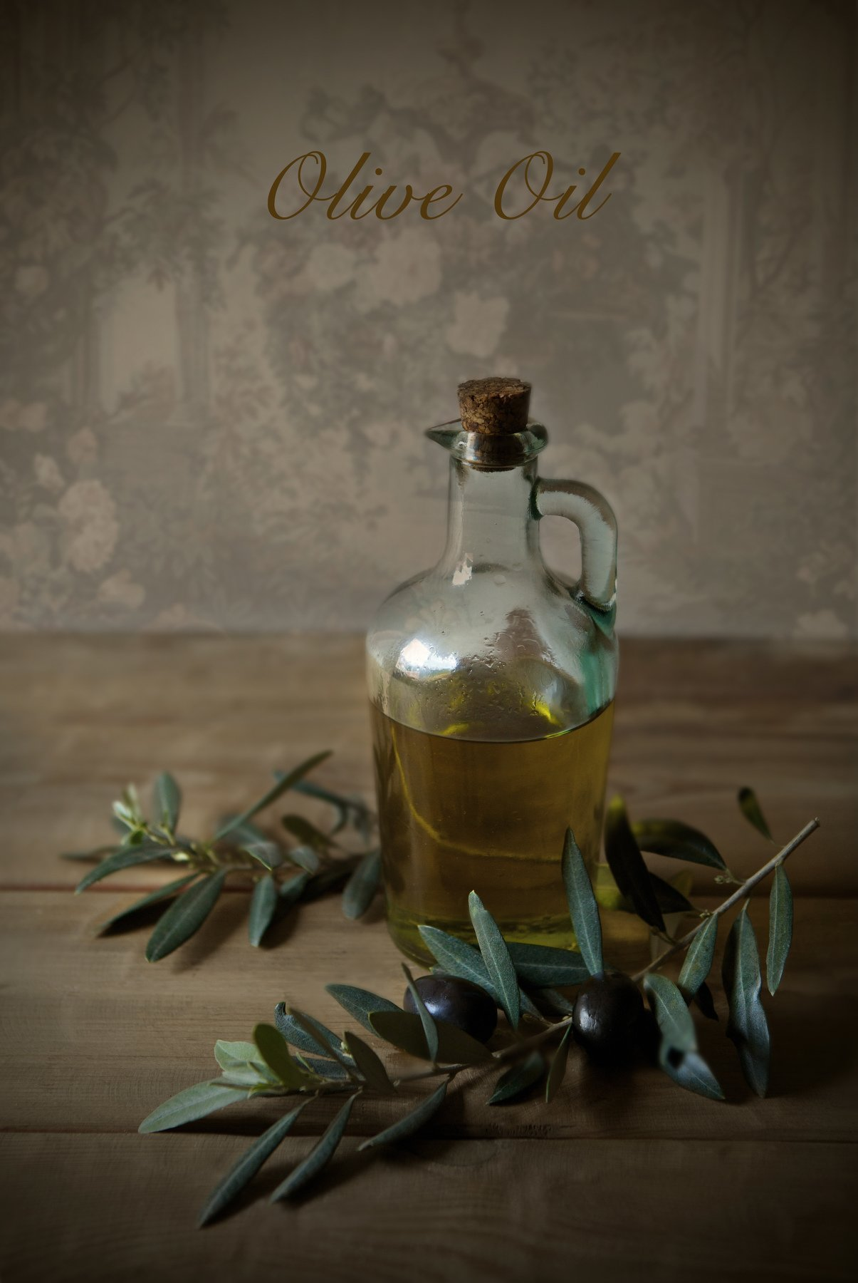 olive oil, still life, food, diet, Andrei Blank