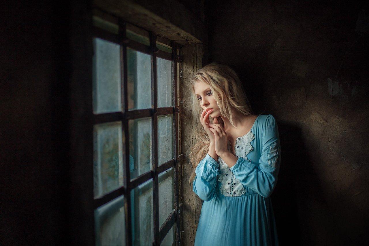 Портрет девушка , Паршина Настасья