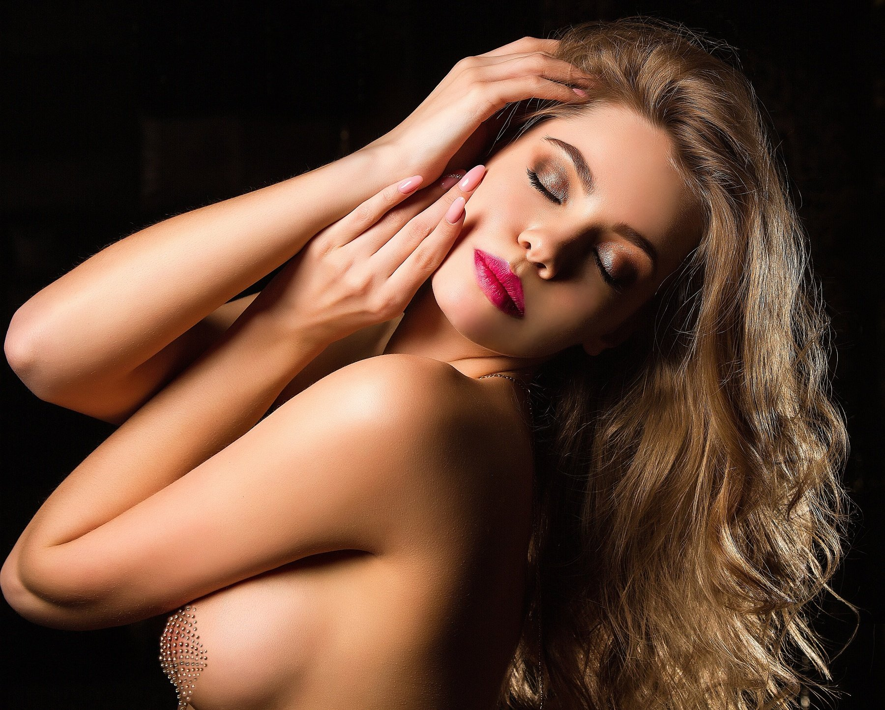 лиза, нежность, красота, портрет, Сергей Мелефара