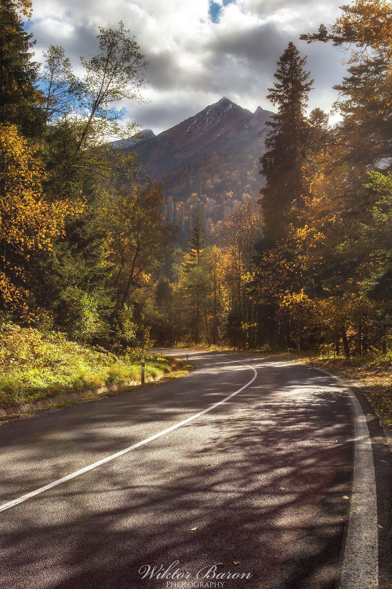 Carpathians, Mountains, , Wiktor Baron