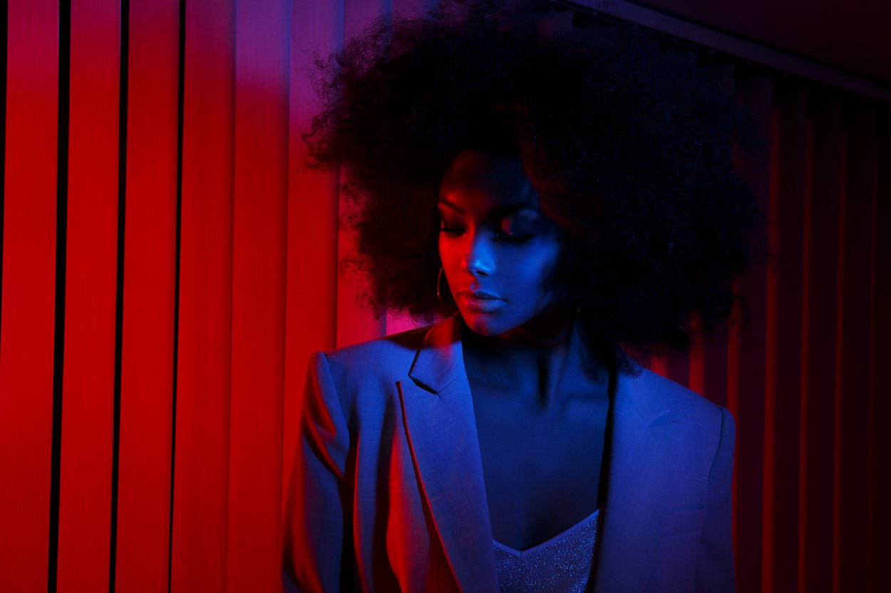 fashion, neon, r|e|n, portrait, Руслан Рахматов