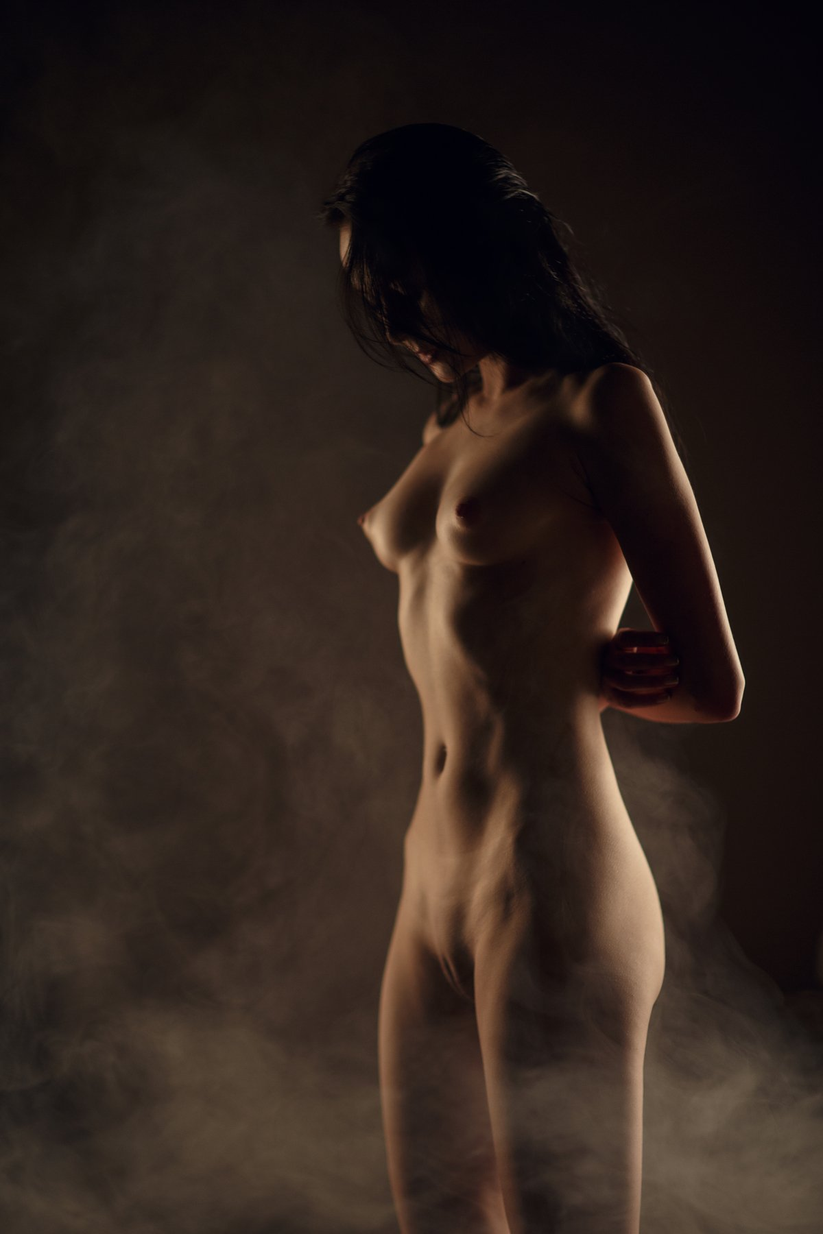art, artnude, beautiful, girl, light, nu, nude, sexy, studio, sweet, woman, ню, девушка, модель, ню, портрет, portrait, Сергей Сорокин