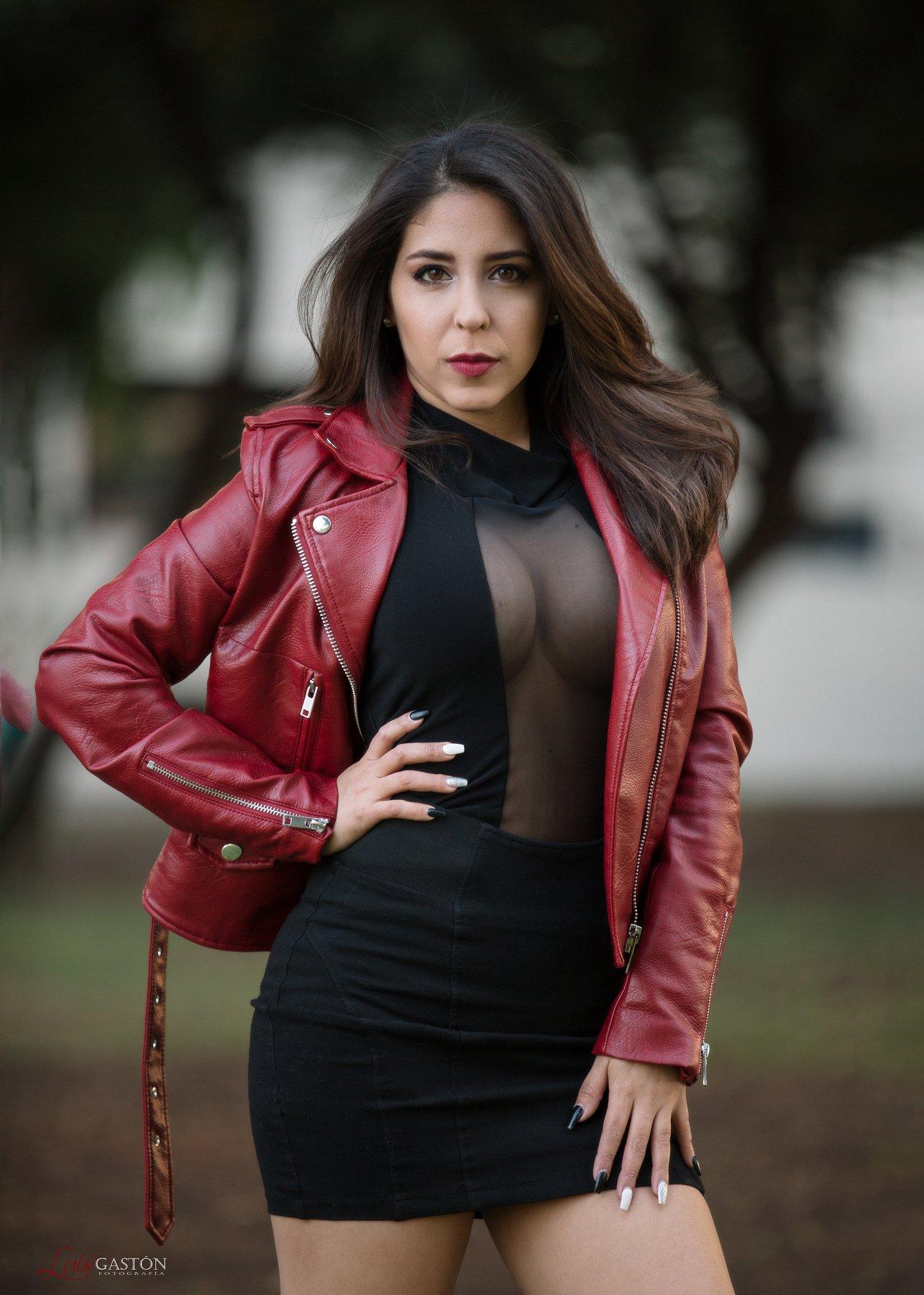 sexy, portrait, cute, beautiful, latin, girl, Luis Gaston