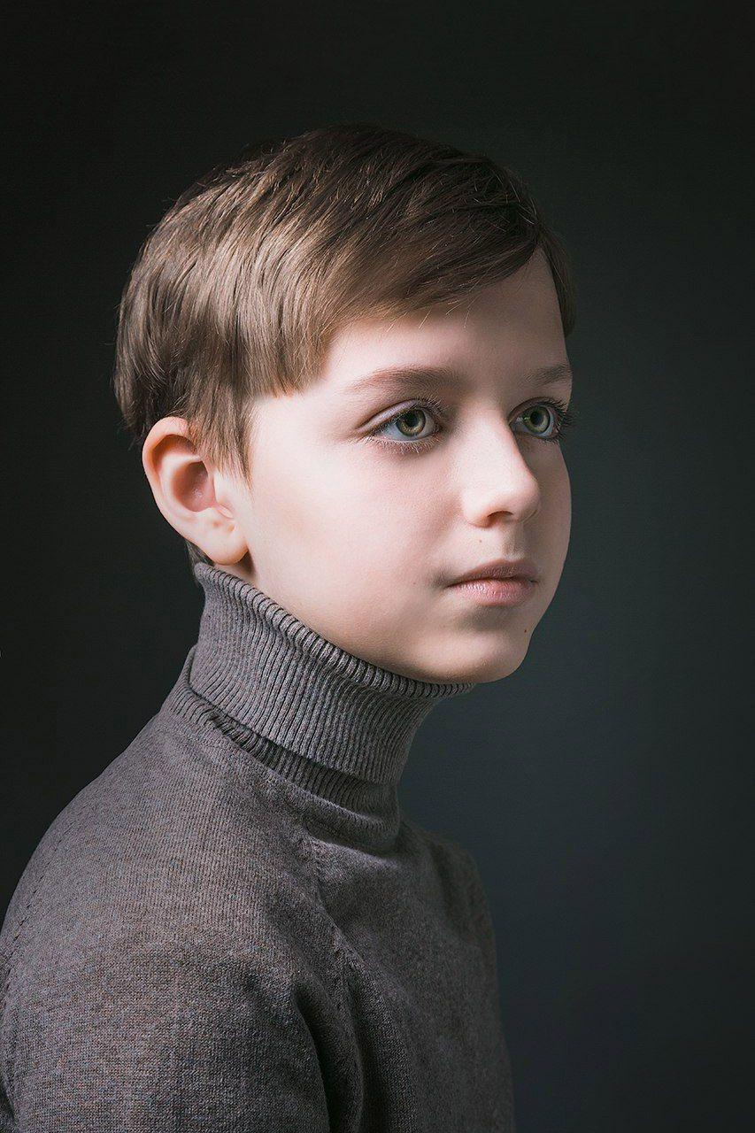 мальчик, портрет, принц, глаза, красивый, детский, Комарова Дарья