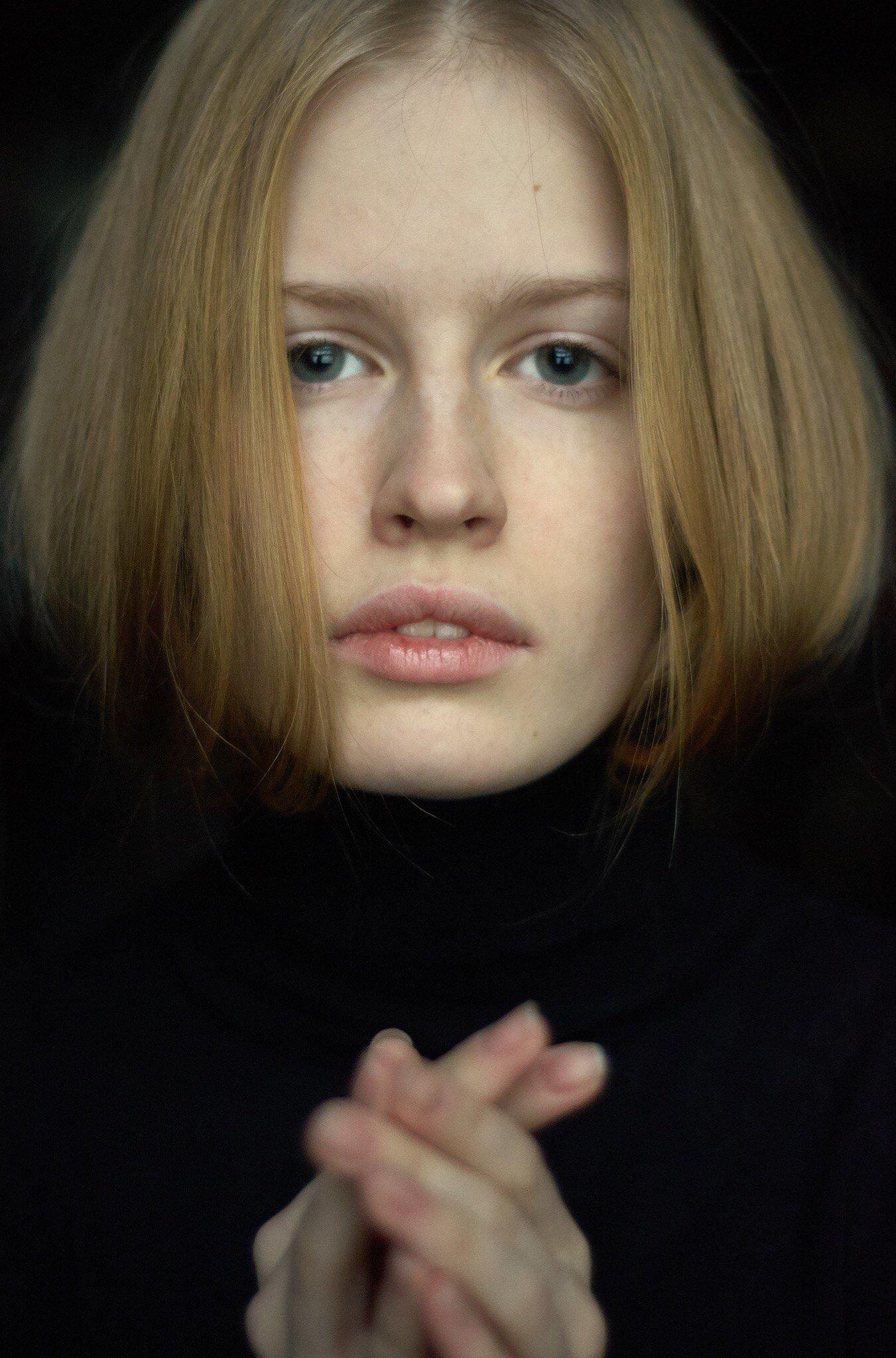 portrait, Крючкова Дарья