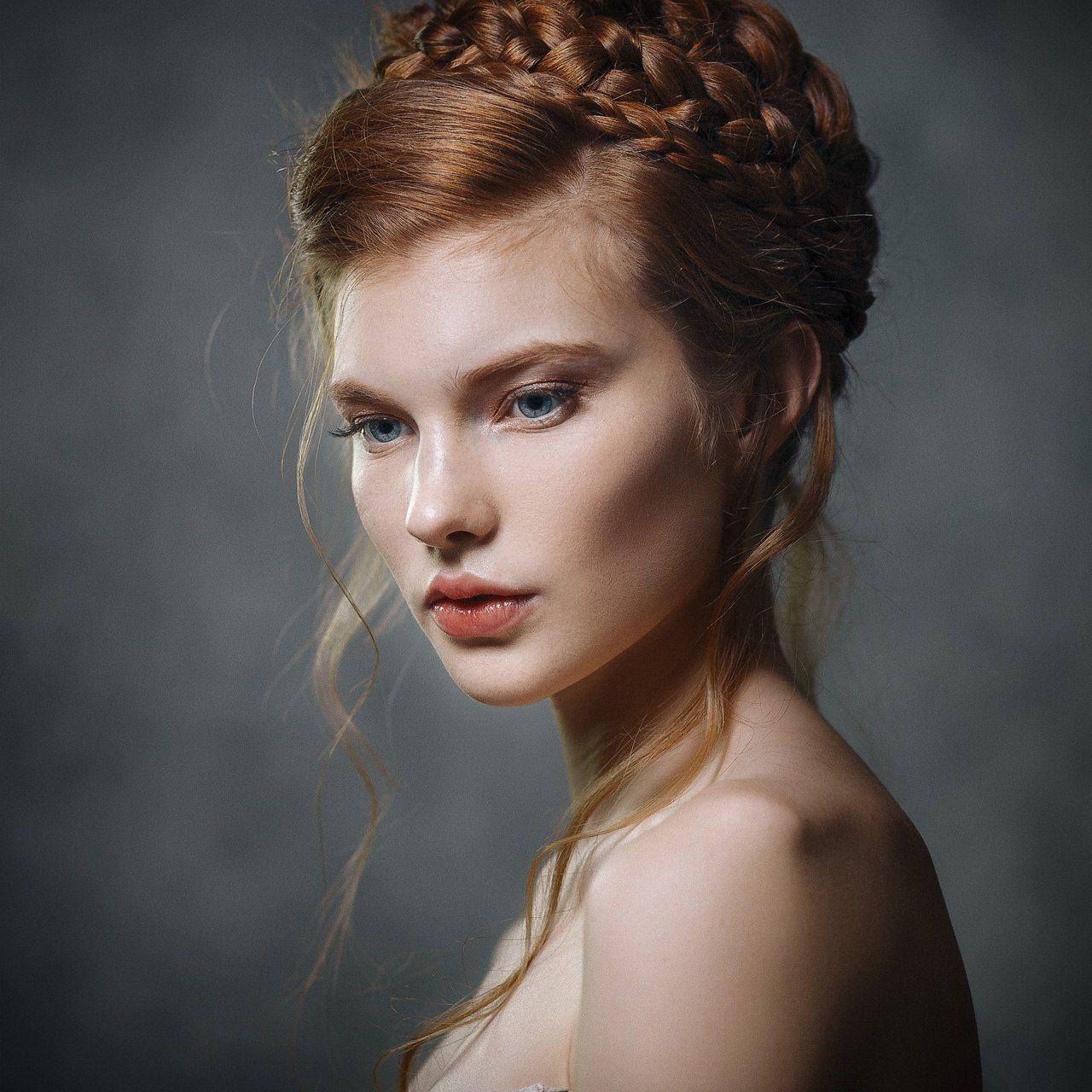 портрет, Паршина Настасья