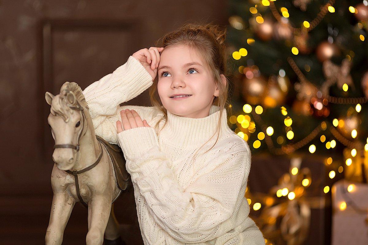 девочка, детская и семейная фотосессия, детский и семейный фотограф, радость, восторг, счастье, фотосессия, детское фото, детский фотограф, детский и семейный фотограф Ольга Францева, детское фото,детская фотосессия, праздник, Новый год, Францева Ольга
