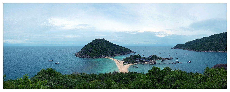 thailand, islands, sea, sky, boats, beach, Anton Akhmatov
