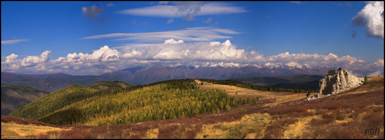 алтай, орой, чуя, горы, пейзаж, Виталий из Н-ска