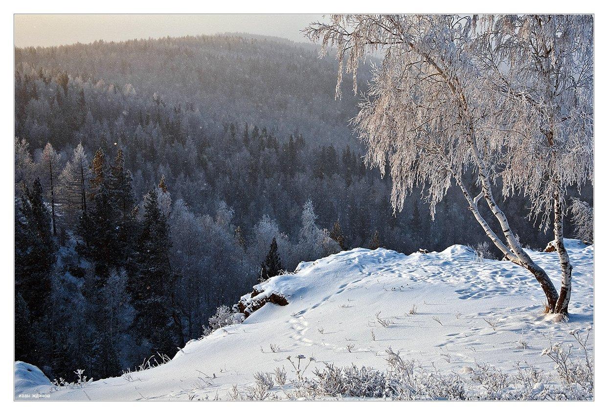 горы, южный урал,, Иван Жданов