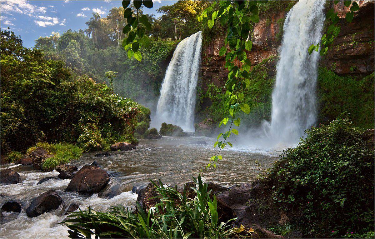 iiguassu, falls, argentina, izh Diletant (Валерий Щербина)