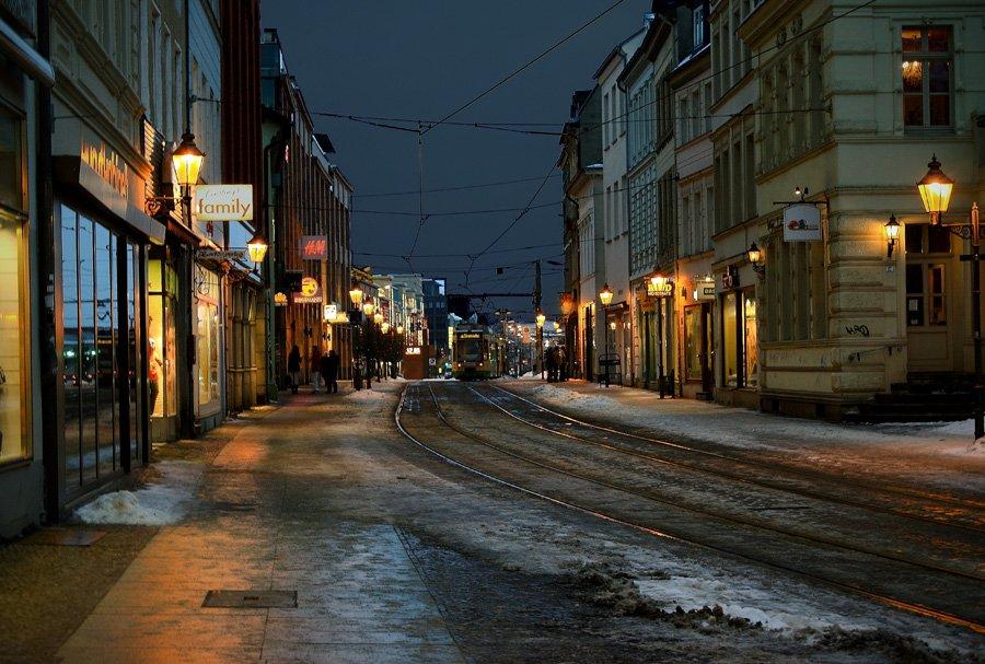 foto liubos, brandenburg,город,,зима сумерки, Любовь Селиванова