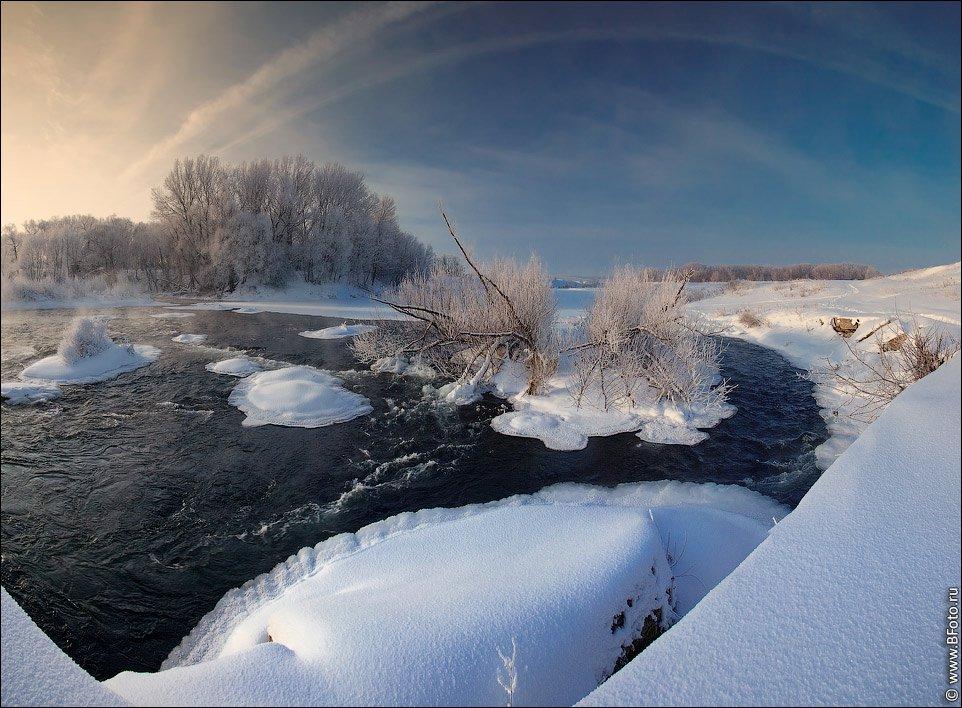 зима, Алексей Строганов www.BFoto.ru