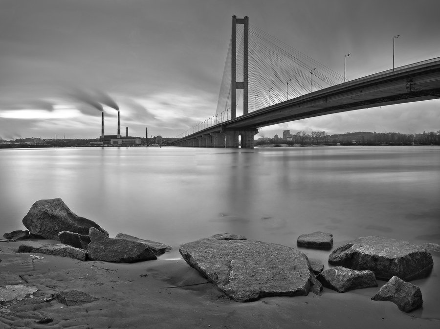 nd 1000, южный мост, киев, длиннаявыдержка, Михаил Мочалов