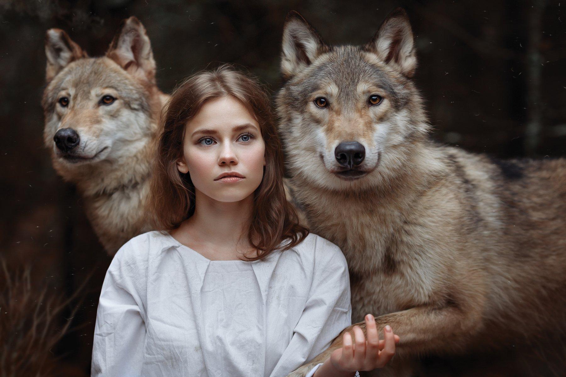 волки, Светлана