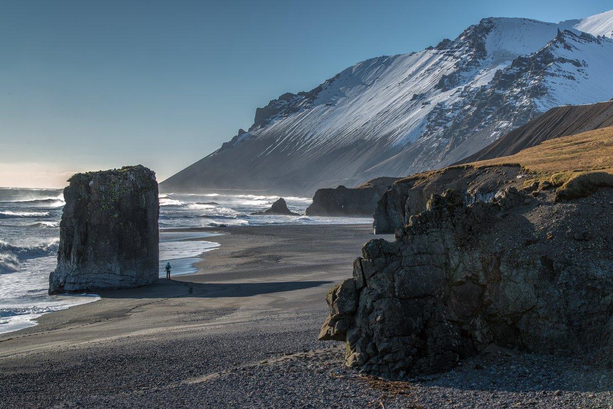 Исландия, Михаил Щеглов