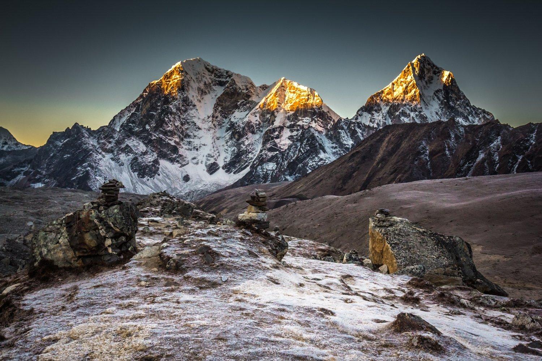 Непал, Гималаи, Алексей Мараховец