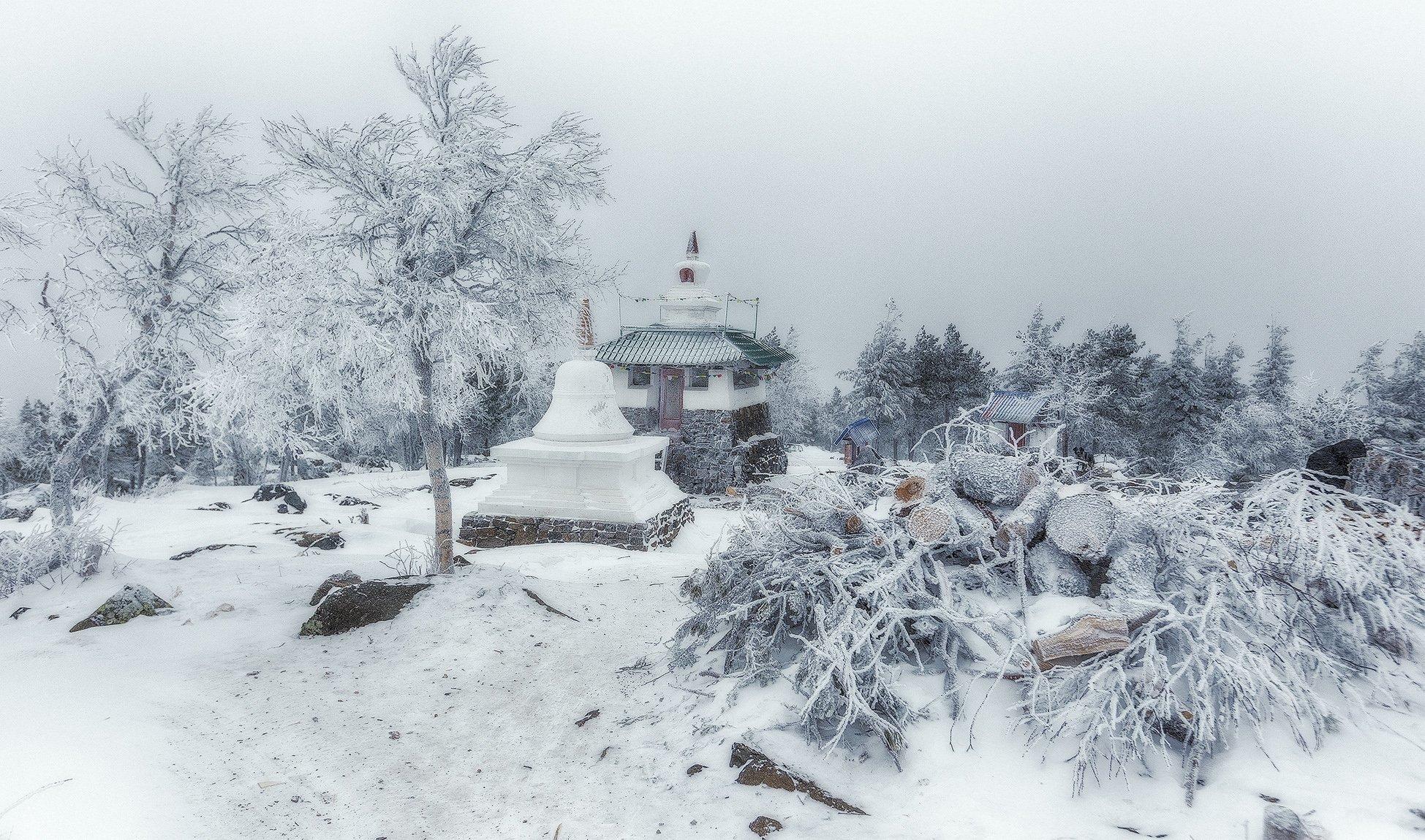 монастырь буддийский урал, Vladimir Lipetskih