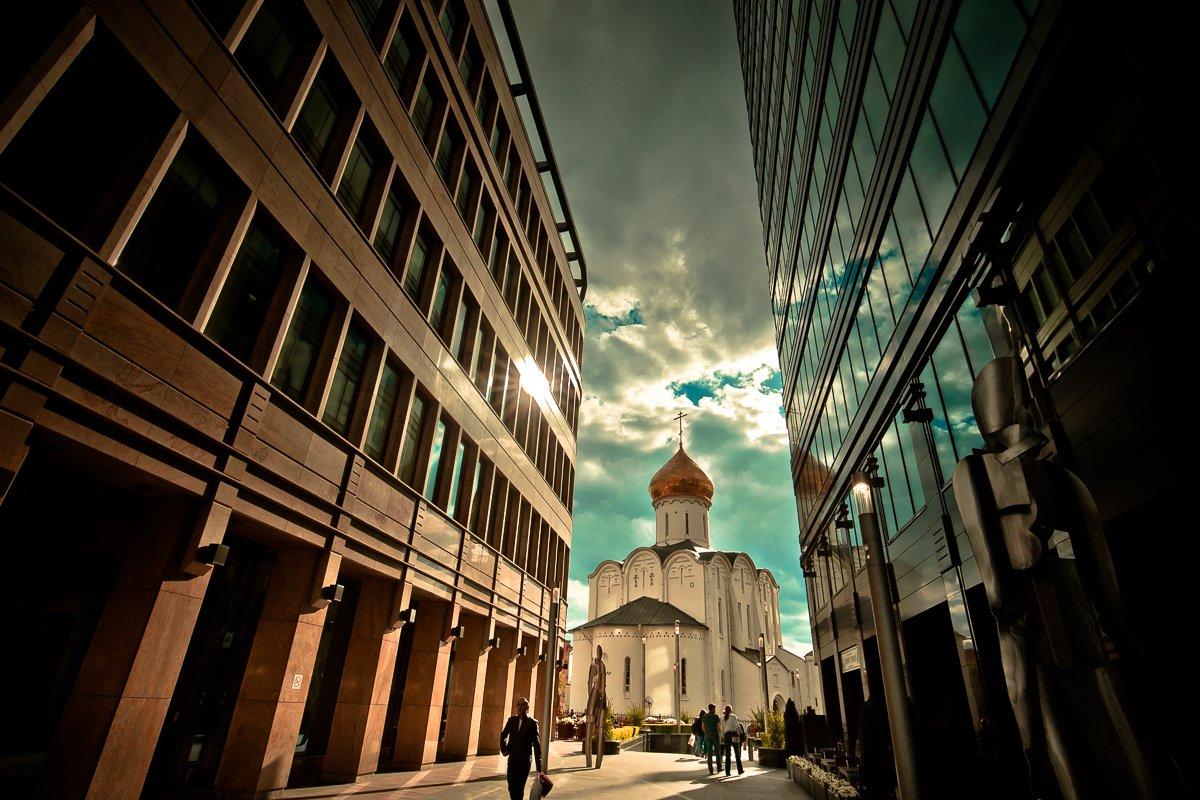 #religion #cherch #PhotoByDmitryGorkovets #cityscapes #moscow #russia, Горковец Дмитрий