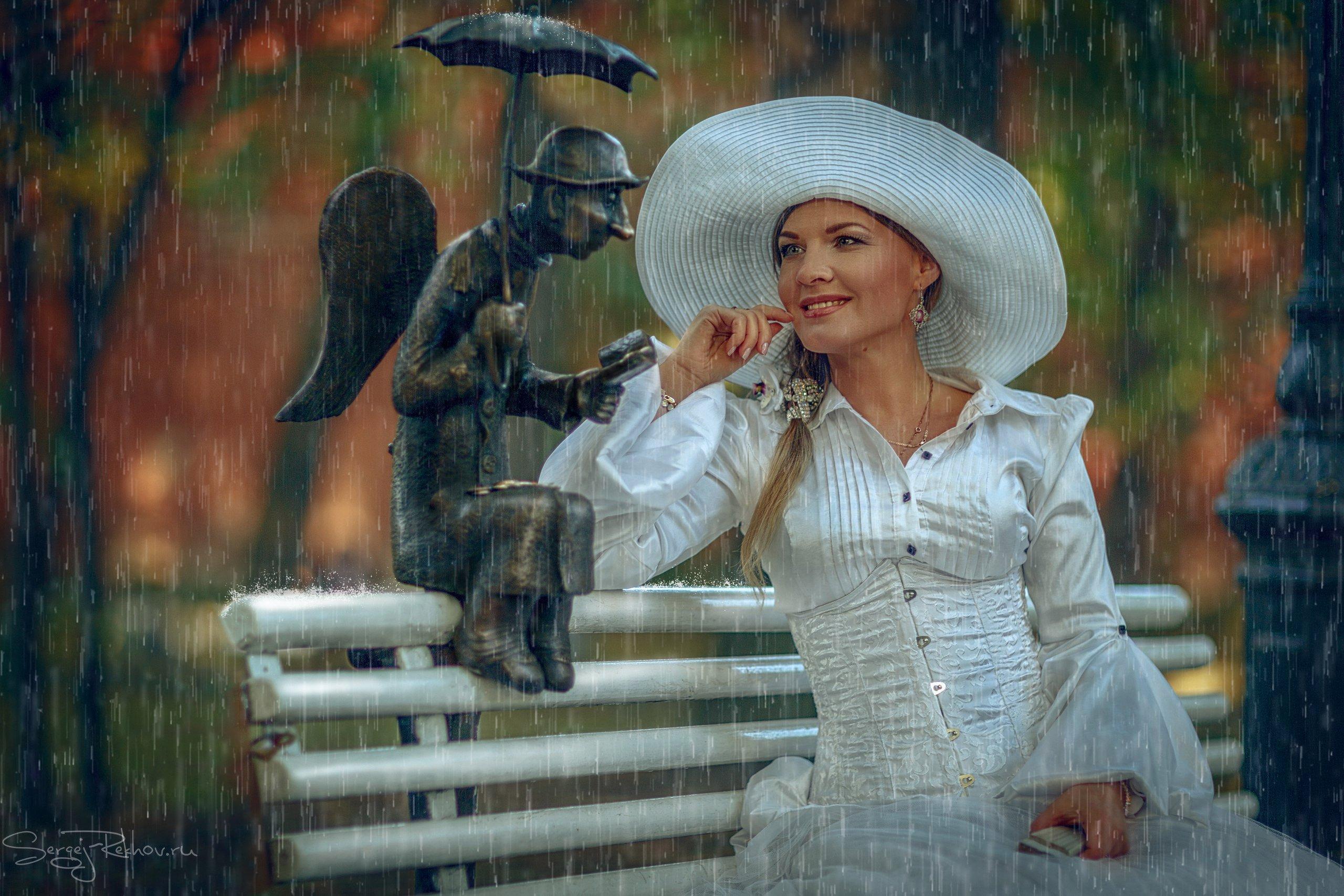 питер, санкт-петербург, дождь, ангел, спб, этопитердетка, рехов, сергейрехов, rekhov, sergejrekhov, Сергей Рехов
