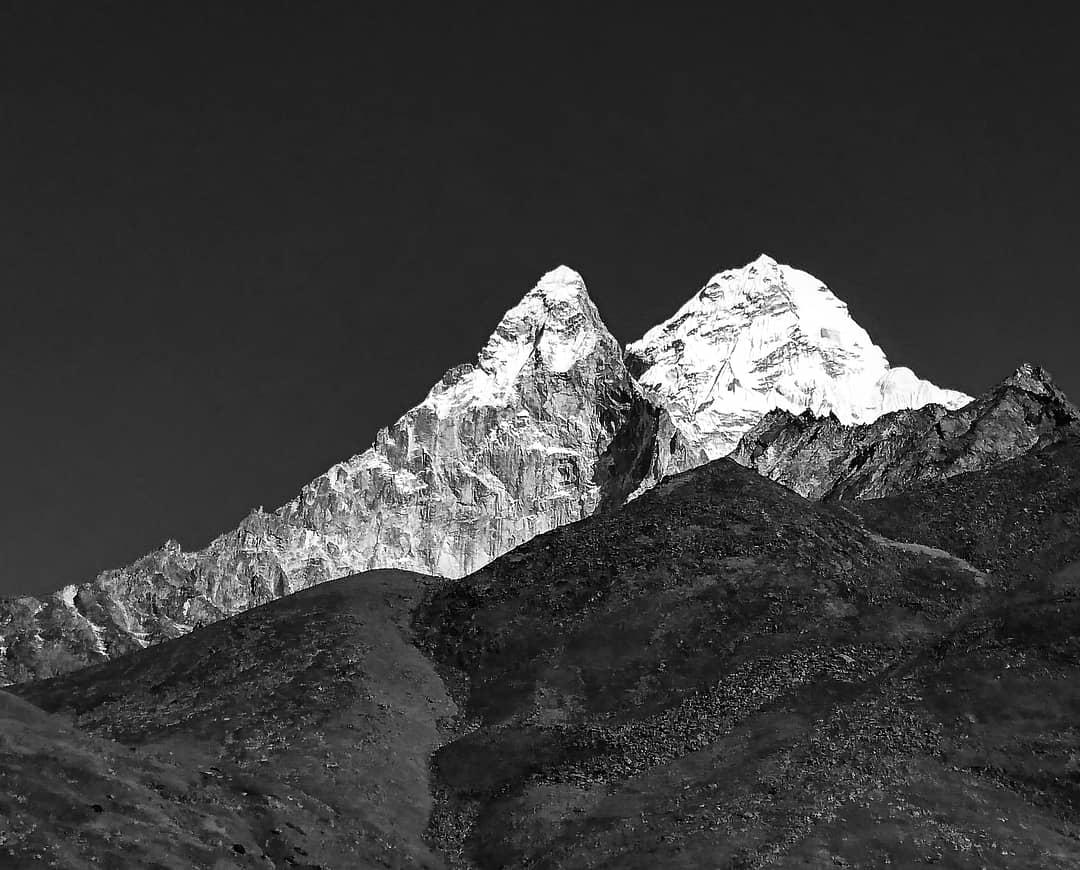 ama dablam, nepal, himalaya, Ekaterina Velichko