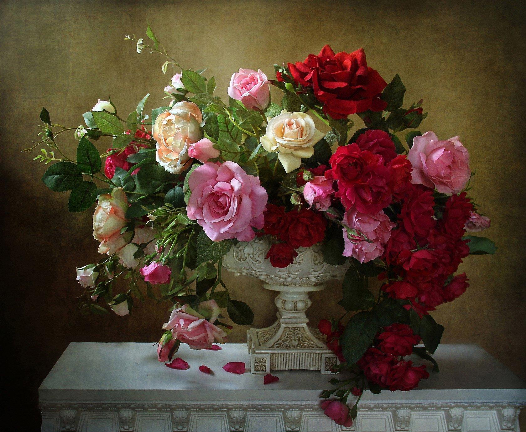 Розы. Марина Филатова