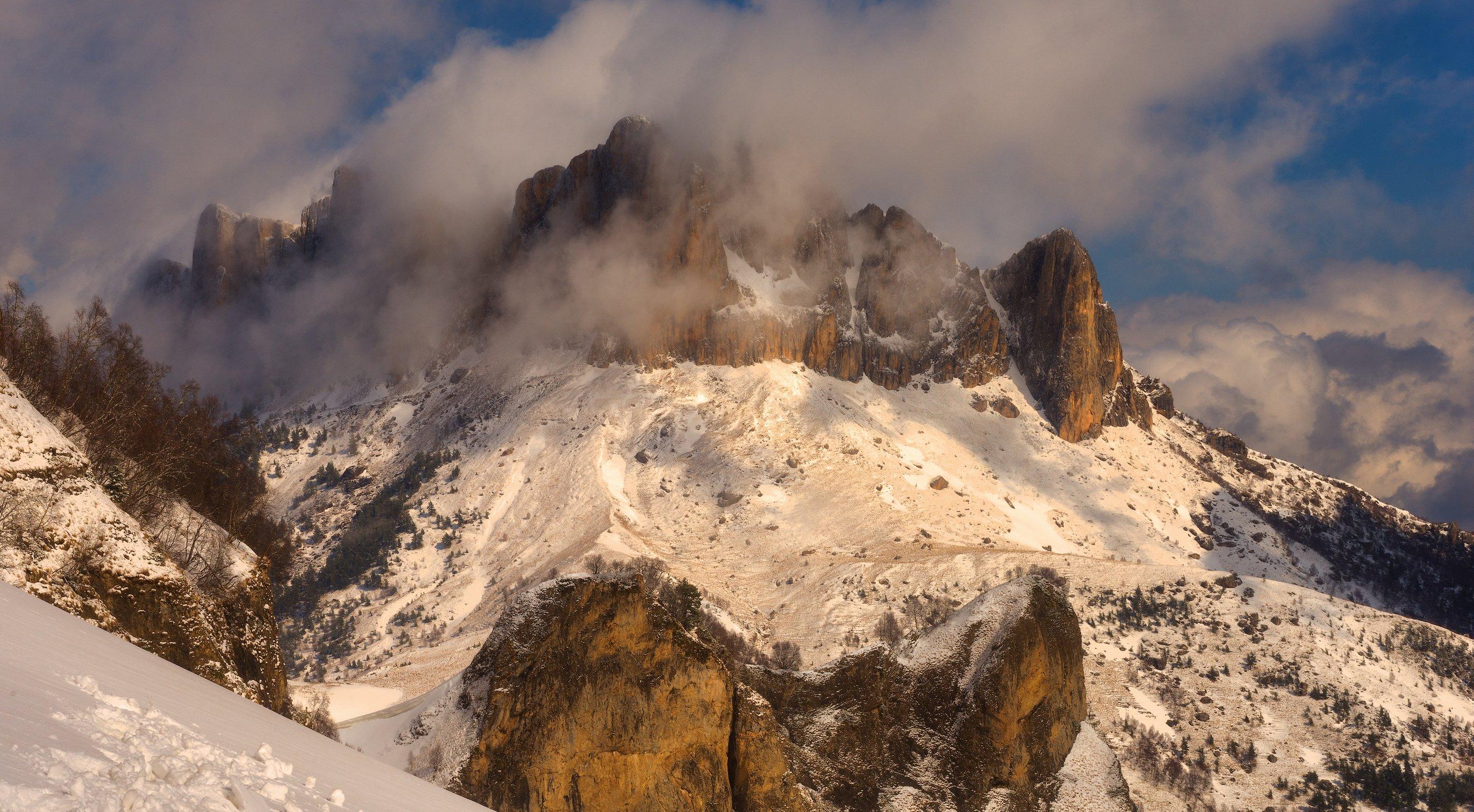 где-то, в, горах, Александр Плеханов