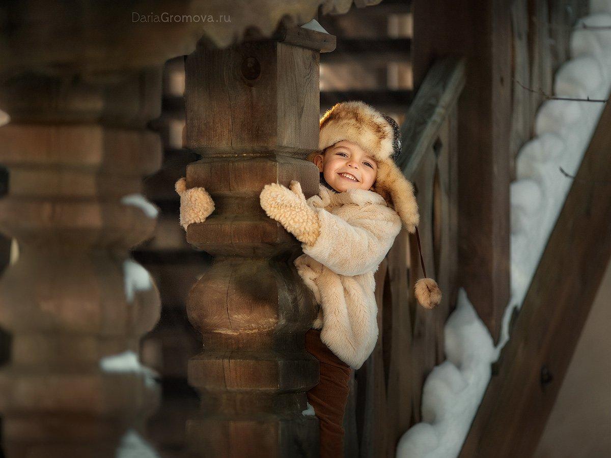 портрет, дарья громова, фотография, фото, фотоарт, фотограф, закат, детский портрет, дети, ребенок, сестры, малыш, девочка, мальчик, детская, фотосессия, фотосъемка, щенки, санки, Дарья Громова
