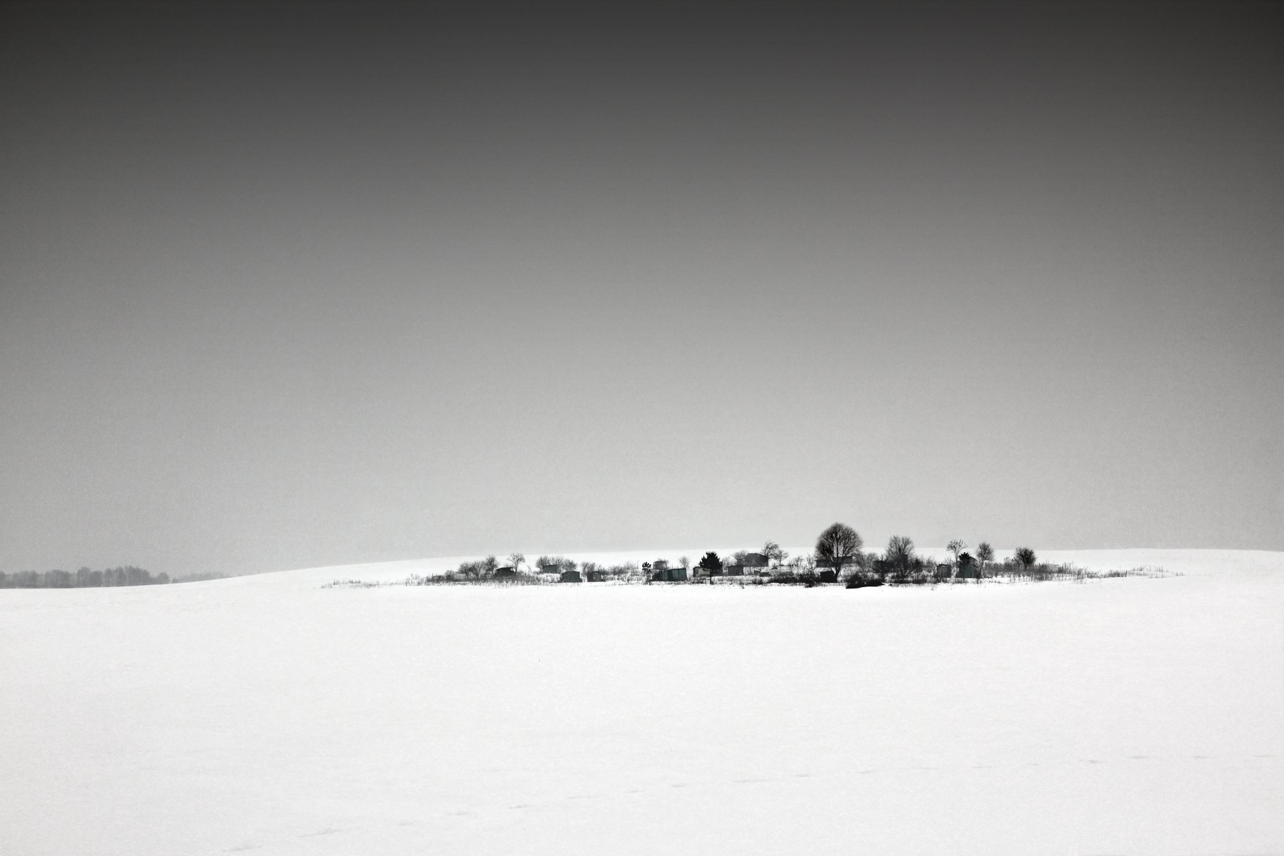 зима снег, Иванчиков Дмитрий
