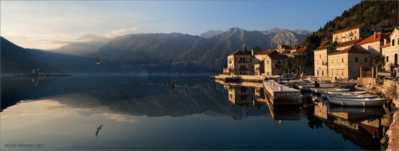 черногория, пераст, свет, радость, медитация, Виктор Перякин