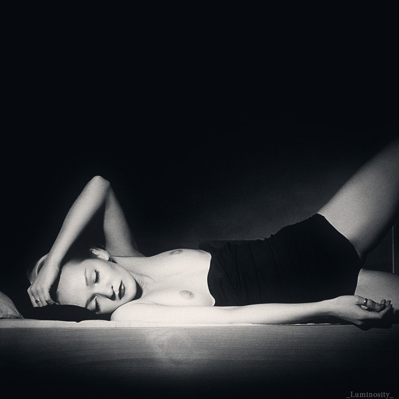 автопортрет, Tasha _Luminosity_