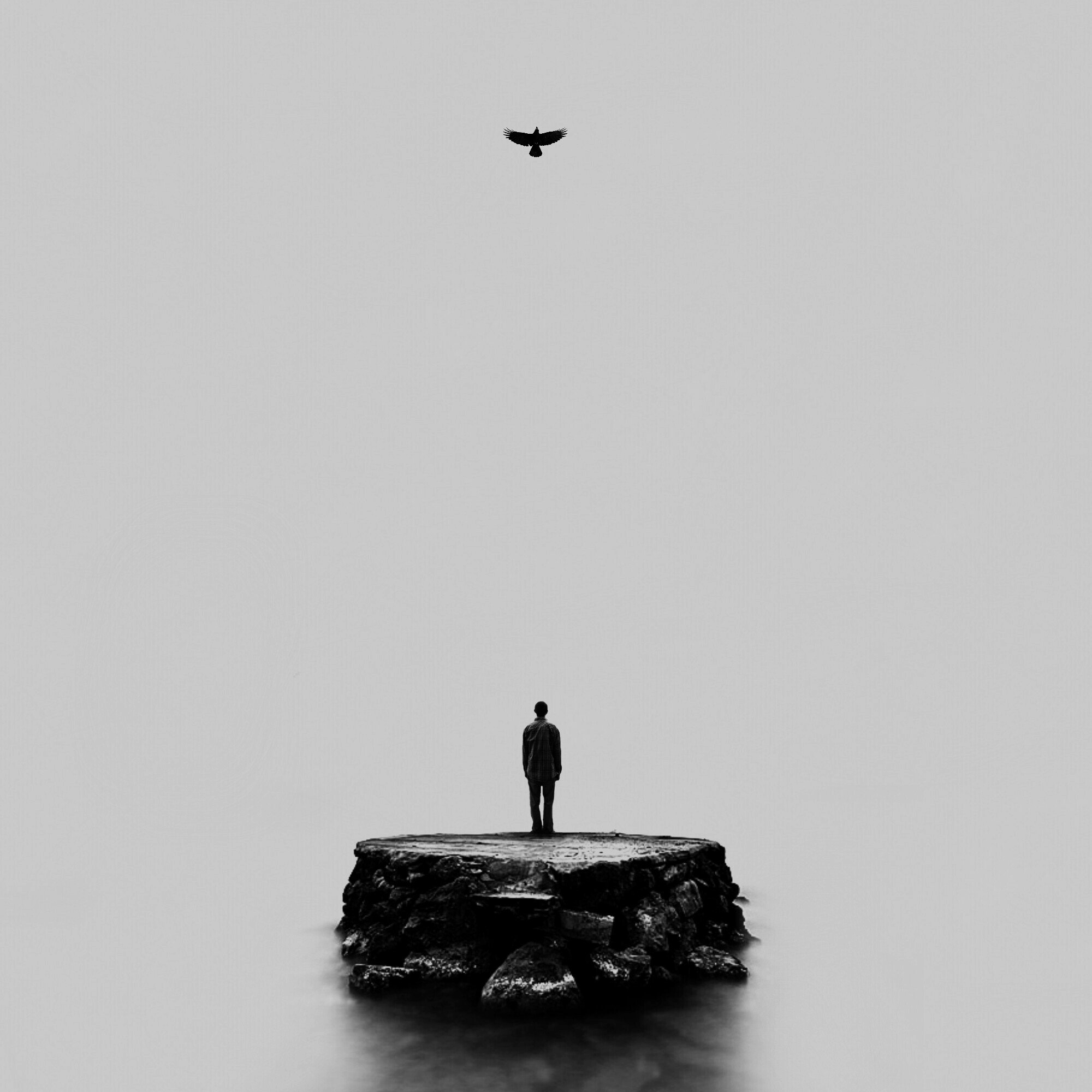 #35photo_ru#surrealart#photoshop #photography#minimalism #conceptual#fineart #instagram#ps_emotion#bnwminimalismmag #harfeaks #ir_photographer#ir_aks #hadimalijani#minimal #canon#blackandwhite#bnw#surreal#conceptualart#art #سورئالیسم#فاین_آرت#ادیت#فتوشاپ , Hadi Malijani