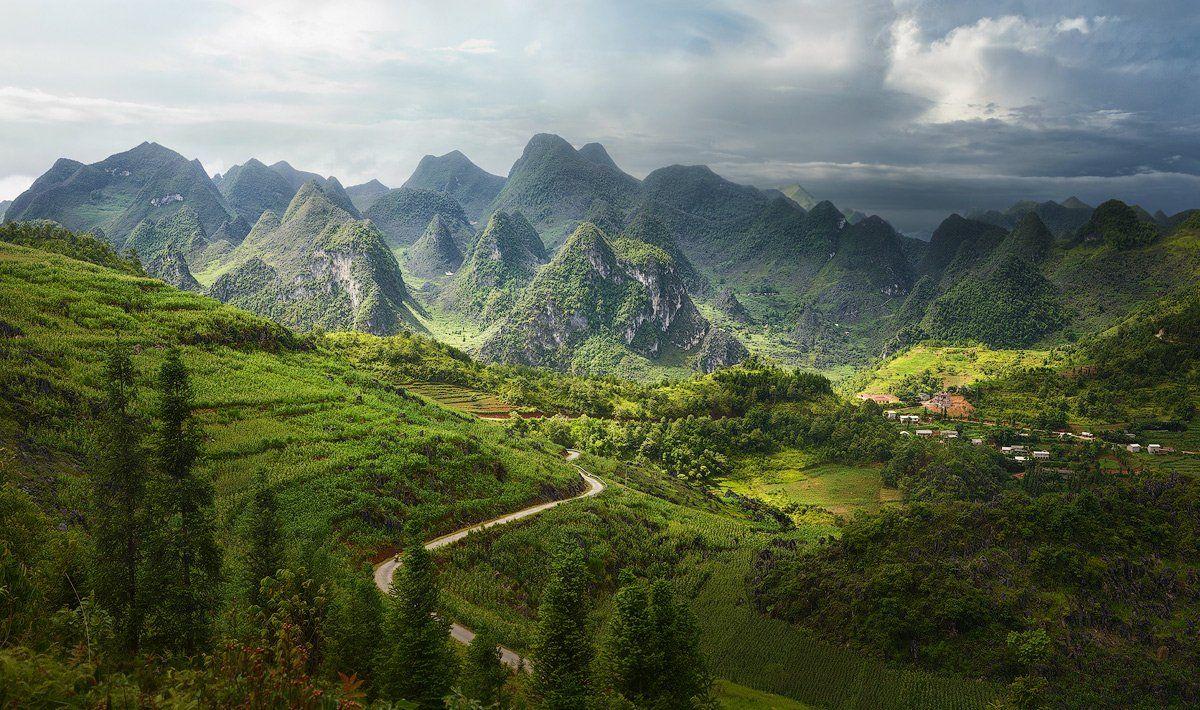 северный, вьетнам,, Soft Light