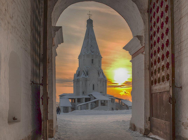 коломенское,парк,храм, Natali Bol