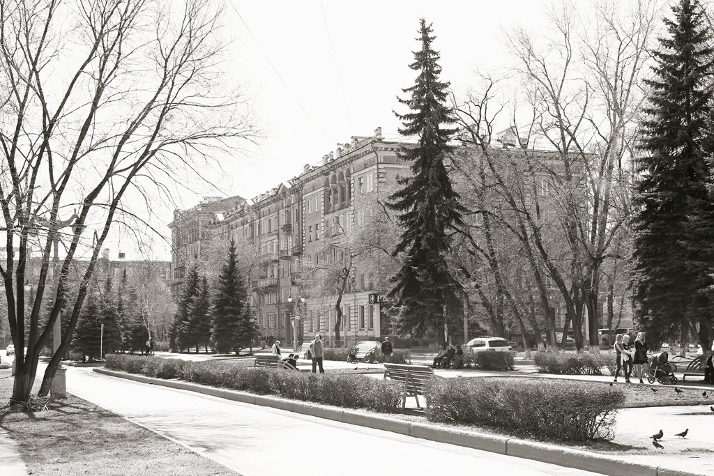 город, Курочкина Диана