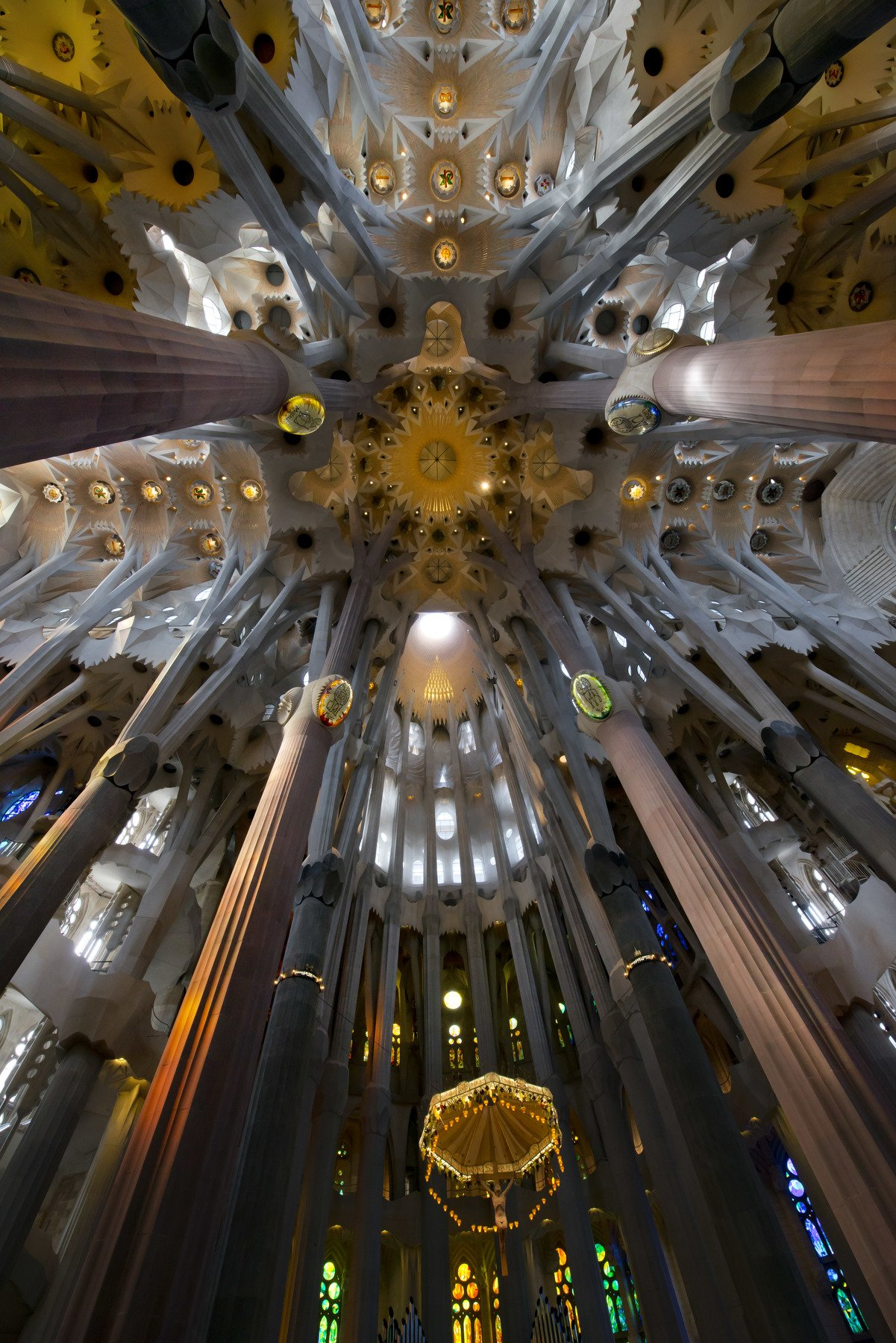 sagrada familia, barcelona, spain, Dmitry Samoylin