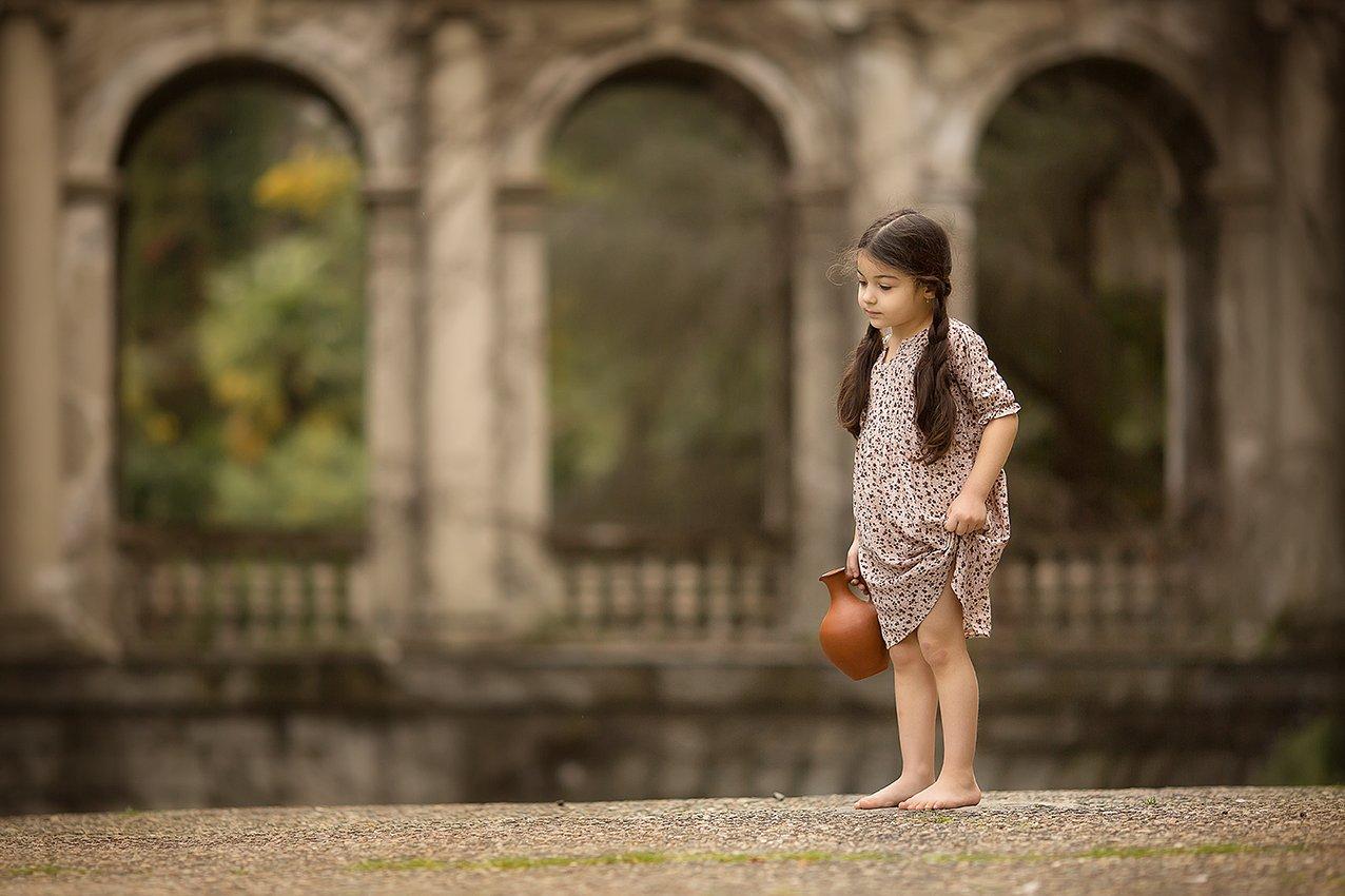 девочка лето , Юлия Твердова
