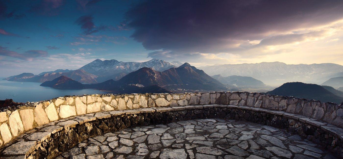 ченогория, горы, море, природа, простор, воздух, перспектива, скадарское, озеро, Alexander Martynov