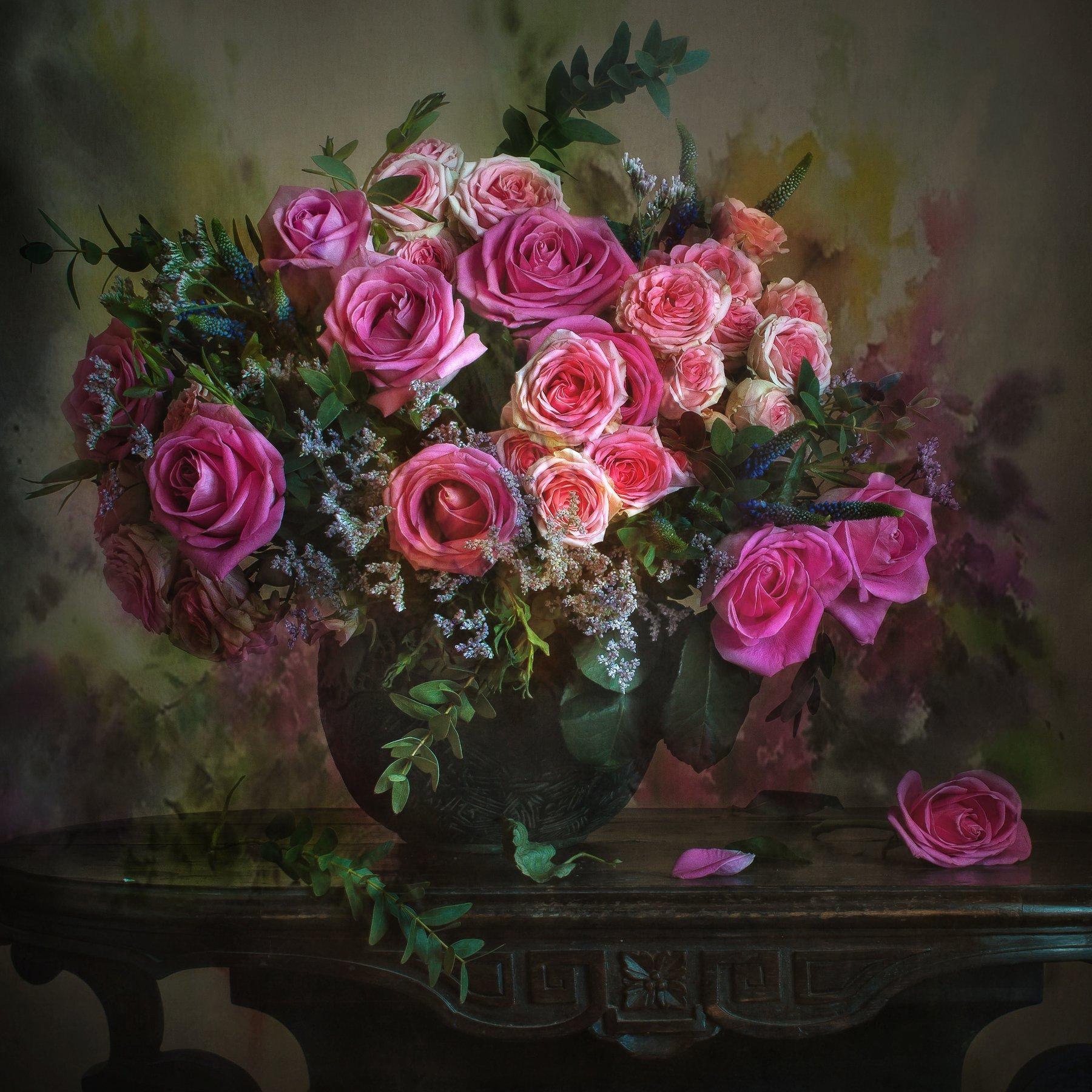 Розовое торжество Анна Петина