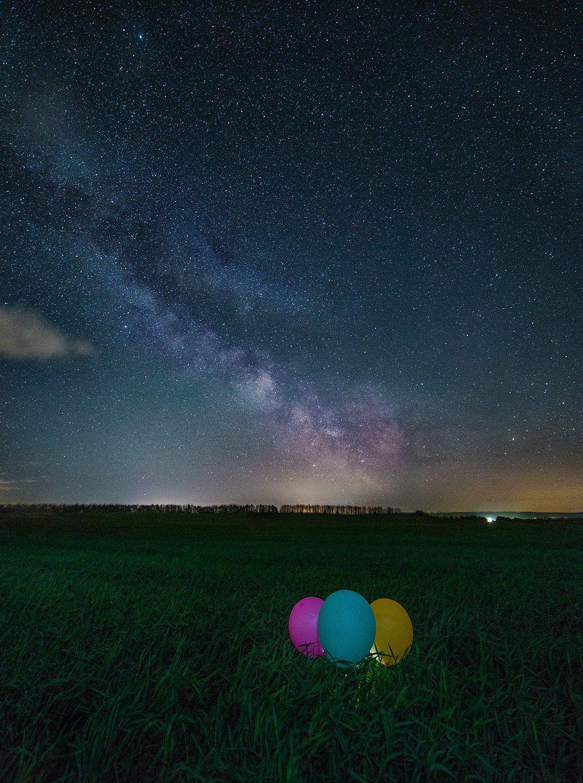 ночь, млечный путь, samyang, Артемий Тузов