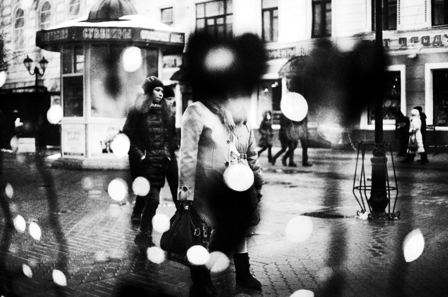 город, улица, люди, чб, чбфото, Алексей Серпов